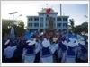 Giao lưu văn nghệ tình quân dân trên đảo Song Tử Tây