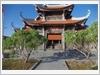 Chùa Song Tử Tây - nơi sinh hoạt văn hóa tâm linh của quân và dân trên đảo Song Tử Tây