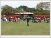 Ngày hội giao lưu văn hóa, văn nghệ, thể thao giữa cán bộ, chiến sĩ Trung đoàn với lực lượng tự vệ Thủ đô