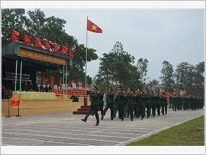 Lữ đoàn Pháo binh 454 vào mùa huấn luyện