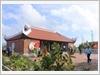 Chùa Vinh Phúc trên đảo Phan Vinh