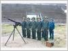 Huấn luyện dân quân tự vệ binh chủng
