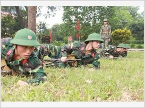 Bảo vệ vững chắc Thủ đô Hà Nội