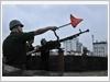 Huấn luyện súng máy phòng không 12,7mm