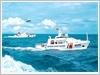 Biên đội tàu Cảnh sát biển tuần tra trên vùng biển của Tổ quốc