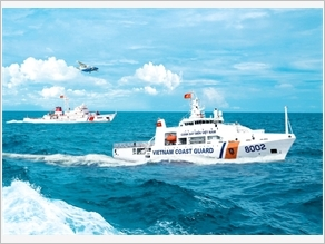 Cảnh sát biển Việt Nam đồng hành với ngư dân