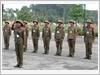 Hội thi điều lệnh đội ngũ