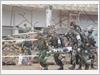 Quân đội hai nước tham gia diễn tập chung về cứu trợ thảm hỏa, dịch bệnh