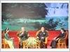 Thượng tướng Nguyễn Chí Vịnh, Thứ trưởng Bộ Quốc phòng, lãnh đạo tỉnh Cao Bằng (Việt Nam) và Đại biểu Quân đội Trung Quốc  tham gia Giao lưu, tọa đàm hữu nghị