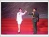 Ca sĩ Quân đội hai nước biểu diễn tại buổi Giao lưu