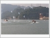 Thực binh tình huống vây bắt khủng bố, giải cứu con tin trên hồ Thủy điện Hòa Bình.
