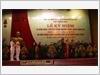 Thượng tướng Lương Cường, Bí thư Trung ương Đảng, Ủy viên Thường vụ Quân ủy Trung ương, Chủ nhiệm Tổng cục Chính trị Quân đội nhân dân Việt Nam, thừa ủy quyền của Chủ tịch nước trao tặng Huân chương Bảo vệ Tổ quốc hạng Nhất cho Cục Chính sách tại Lễ kỷ niệm 70 năm Ngành Chính sách quân đội (26-02-1947 - 26-02-2017)