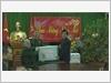 Trung tướng Đỗ Căn, Phó Chủ nhiệm Tổng cục Chính trị Quân đội nhân dân Việt Nam thăm hỏi và tặng quà tại Trung tâm Điều dưỡng thương binh nặng Thuận Thành (Bắc Ninh)