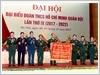 Đại tướng Ngô Xuân Lịch, Bộ trưởng Bộ Quốc phòng trao bức Trướng của Quân ủy Trung ương, Bộ Quốc phòng tặng Thanh niên Quân đội