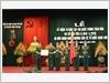 Lãnh đạo Tạp chí Quốc phòng toàn dân đón nhận Huân chương Bảo vệ Tổ quốc hạng Nhì