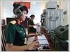 Lữ đoàn 205 sử dụng khí tài thông tin truyền thống