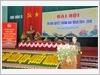Thượng tướng Nguyễn Trọng Nghĩa, Phó Chủ nhiệm Tổng cục Chính trị phát biểu chỉ đạo Đại hội
