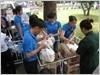 Tặng quà cho Trung tâm bảo trợ trẻ em nghèo, cơ nhỡ tại tỉnh Bình Dương
