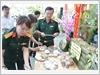 Phối hợp với Mặt trận Tổ quốc quận 10, thành phố Hồ Chí Minh  tổ chức nấu bánh chưng tặng bà con nghèo đón Tết Kỷ Hợi - 2019