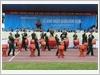 Văn nghệ chào mừng Lễ giao nhận quân năm 2019 tại huyện Phú Xuyên