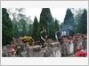 Thượng tướng Bế Xuân Trường, Thứ trưởng Bộ Quốc phòng thắp hương viếng mộ các anh hùng liệt sĩ tại Nghĩa trang liệt sĩ Vị Xuyên, Hà Giang