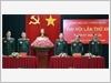 Đoàn Chủ tịch và Đoàn Thư ký của Đại hội