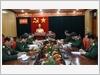 Ban Chấp hành Đảng bộ Cục Chính sách nhiệm kỳ 2020-2025 họp phiên thứ Nhất