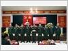 Ban Chấp hành Đảng bộ Cục Chính sách nhiệm kỳ mới và Đoàn Đại biểu tham dự Đại hội Đảng bộ Cơ quan Tổng cục Chính trị ra mắt Đại hội