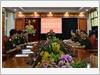 Ban Chấp hành Đảng bộ Tạp chí Quốc phòng toàn dân nhiệm kỳ 2020 - 2025 họp phiên thứ Nhất.
