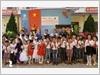 Tuyên truyền phòng, tránh tai nạn bom mìn cho học sinh Trường tiểu học Vạn Trạch, huyện Bố Trạch, tỉnh Quảng Bình (25/5/2020)
