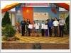 Tuyên truyền phòng, tránh tai nạn bom mìn tại Trường tiểu học Vạn Trạch, huyện Bố Trạch, tỉnh Quảng Bình (25/5/2020)