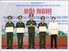 Trao Bằng khen của Bộ Quốc phòng cho tập thể, cá nhân có thành tích xuất sắc  trong công tác tuyên truyền về phòng tránh tai nạn bom mìn, vật nổ