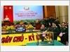 Bầu cử  đại biểu Đảng bộ Quân đội dự Đại hội đại biểu toàn quốc lần thứ  XIII của Đảng.