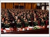 Biểu quyết thông qua Nghị quyết Đại hội
