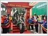 Thanh niên quận Hà Đông vững bước qua Cổng Vinh quang lên đường nhập ngũ