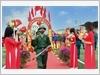 Tạm biệt hậu phương, tuổi trẻ quận Nam Từ Liêm quyết tâm hoàn thành nhiệm vụ bảo vệ Tổ quốc