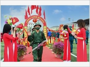 Tuổi trẻ Thủ đô hăng hái tòng quân bảo vệ Tổ quốc