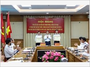 Cảnh sát biển Việt Nam nơi tuyến đầu phòng, chống tội phạm ma túy