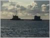 Đảo chìm Len Đao vững chắc trong giông tố