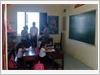 Lớp học trên đảo Sinh Tồn