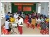 Tổ chức khám bệnh, cấp thuốc miễn phí cho nhân dân